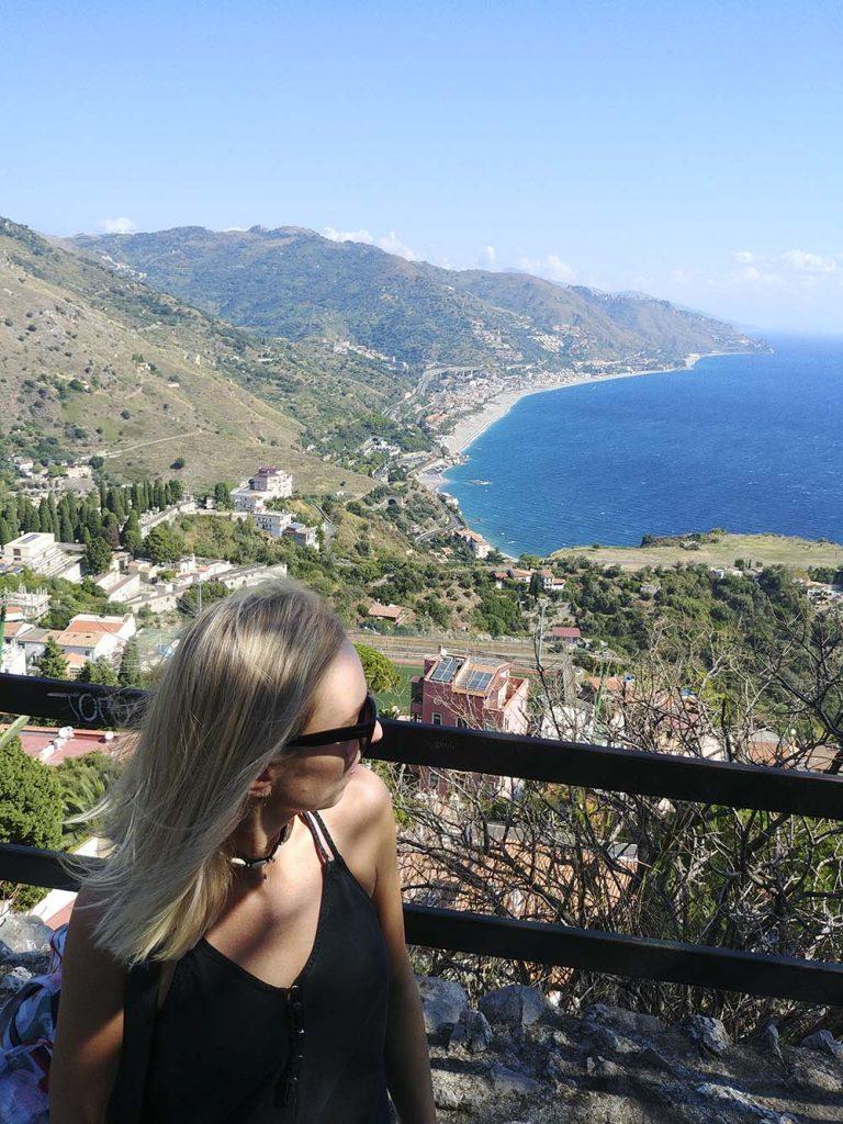 podrozniczy blog sycylia taormina wakacje wakacje na sycylii