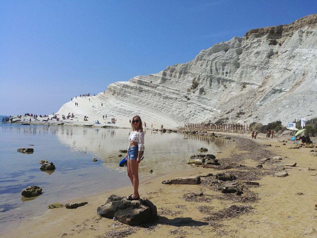 schody tureckie sycylia blog podroze wakacje na sycylii