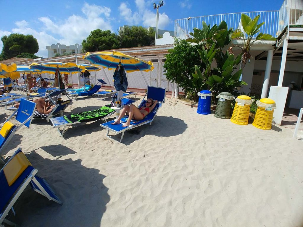 sycylia plaze fontane bianche wakacje na sycylii