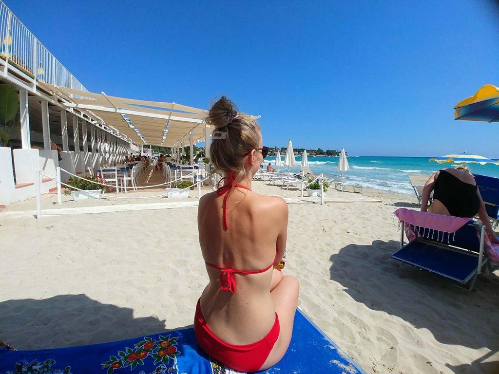 sycylia plazowanie wakacje blog wakacje na sycylii