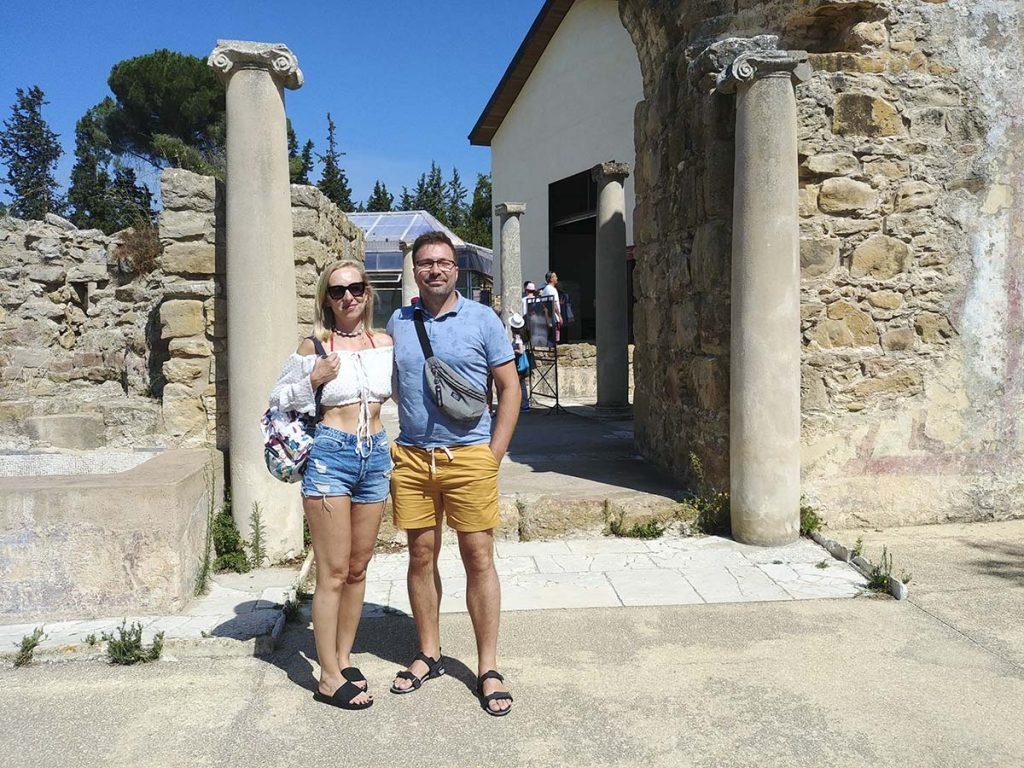sycylia villa romana atrakcje turystyczne wakacje na sycylii