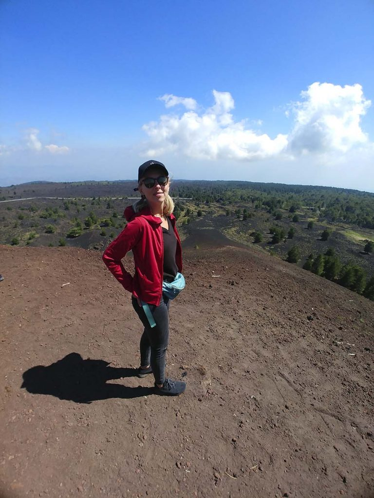 sycylia wakacje etna wulkan zwiedzanie wakacje na sycylii