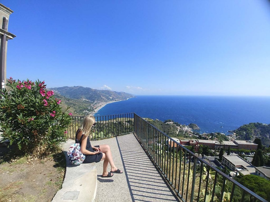 sycylia zwiedzanie taorminy wakacje podroze wakacje na sycylii