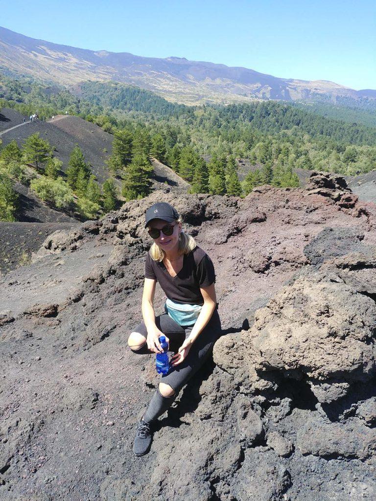 wulkan etna na sycylii podroze blog wakacje na sycylii