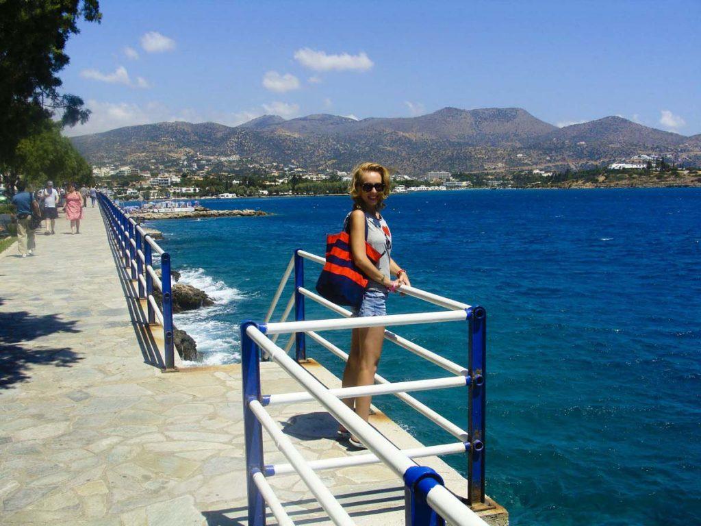 agios nicolaos kreta grecja wakacje greckie wyspy