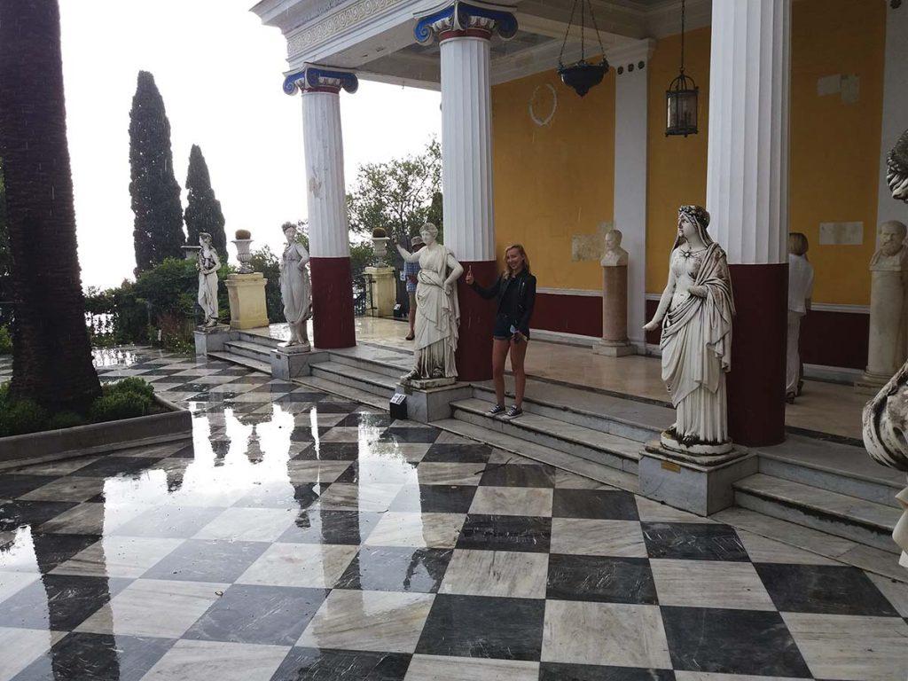 co warto zobaczyc na korfu grecja greckie wyspy