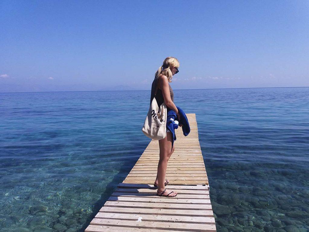 grecja korfu wakacje podrozniczy blog greckie wyspy