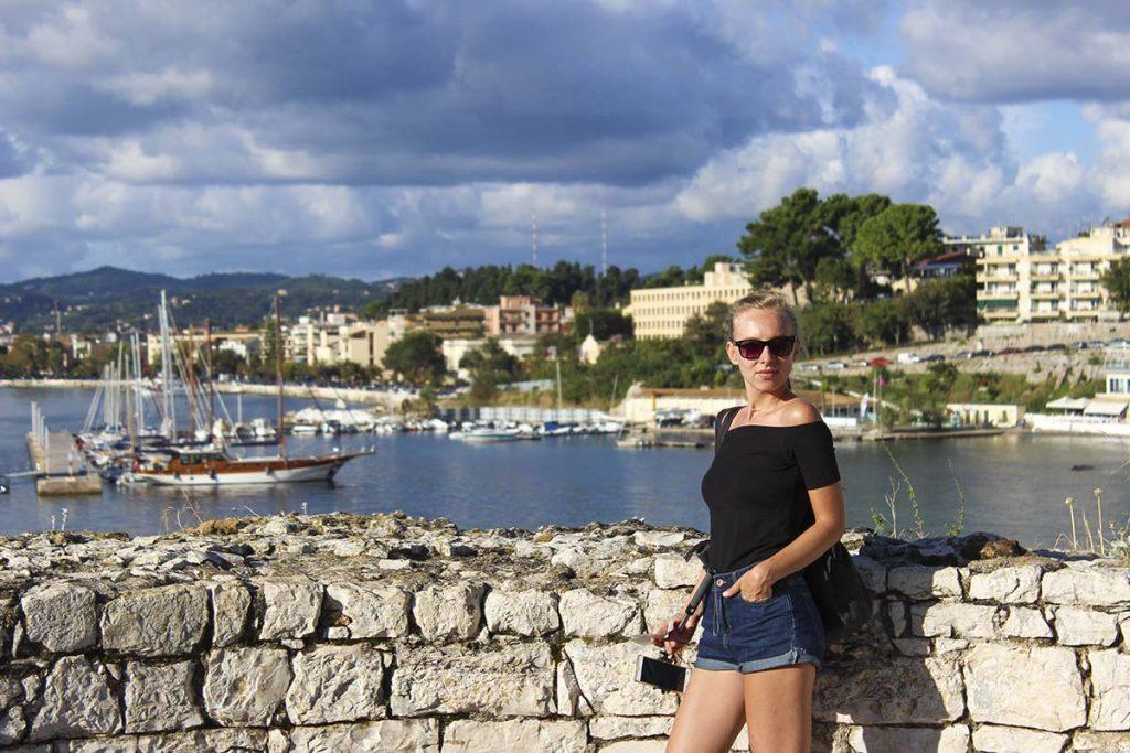 greckie wyspy wakacje korfu kerkira grecja greckie wyspy