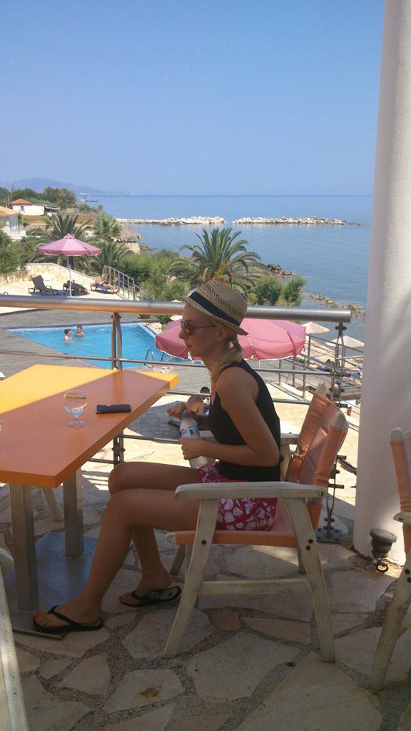 hotel zakynthos podroze greckie wyspy