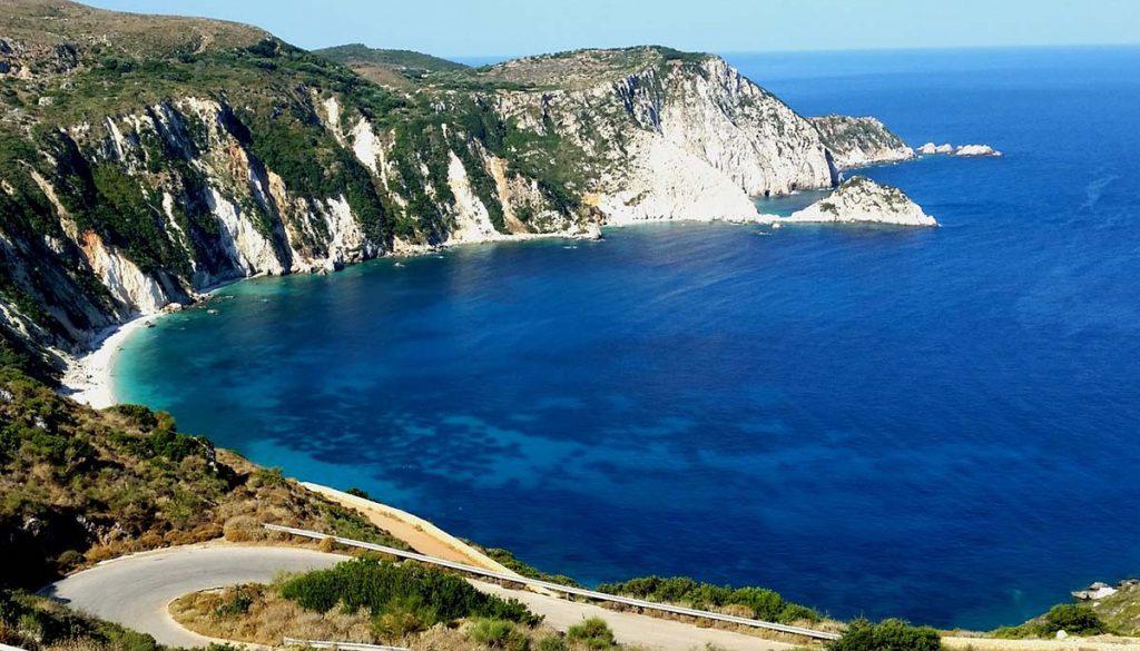 kefalonia grecja atrakcje greckie wyspy