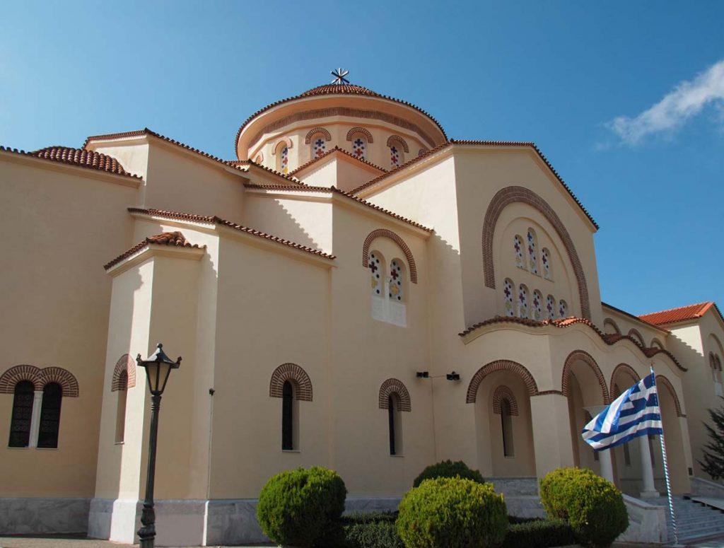 klasztor swietego gerasimosa kefalonia grecja greckie wyspy