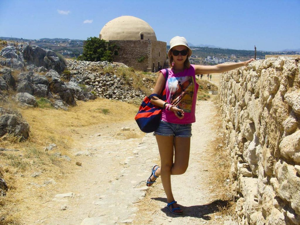 kreta rethymno atrakcje greckich wysp greckie wyspy