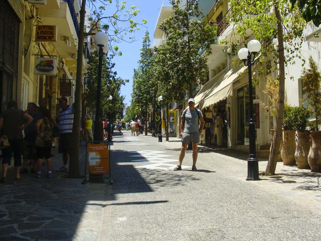 wakacje grecja kreta agios nicolaos greckie wyspy