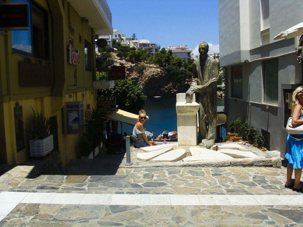 wyspy greckie kreta agios nicolaos greckie wyspy