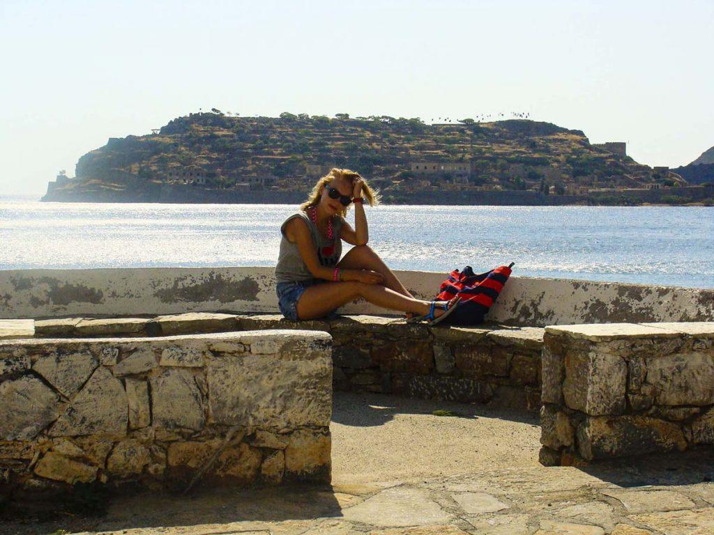 wyspy greckie kreta spinalonga wyspa trendowatych greckie wyspy
