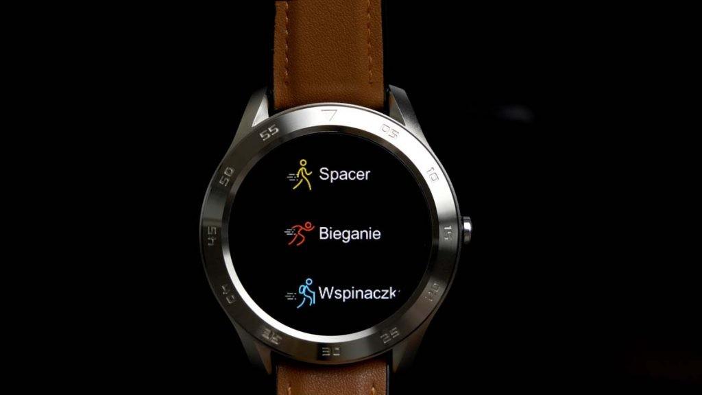 Smartwatch funkcje sportowe Garett GT22S