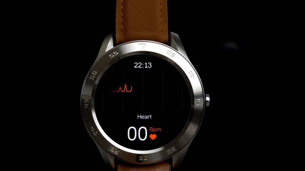 Smartwatch z ECG