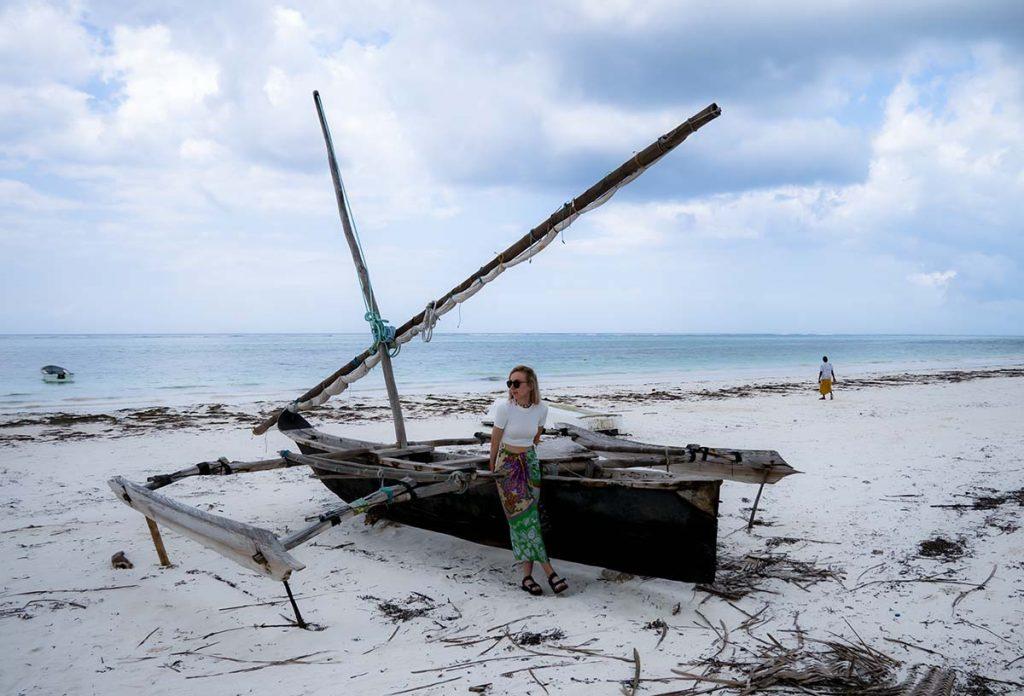 Zanzibar 2021 podróże - blog