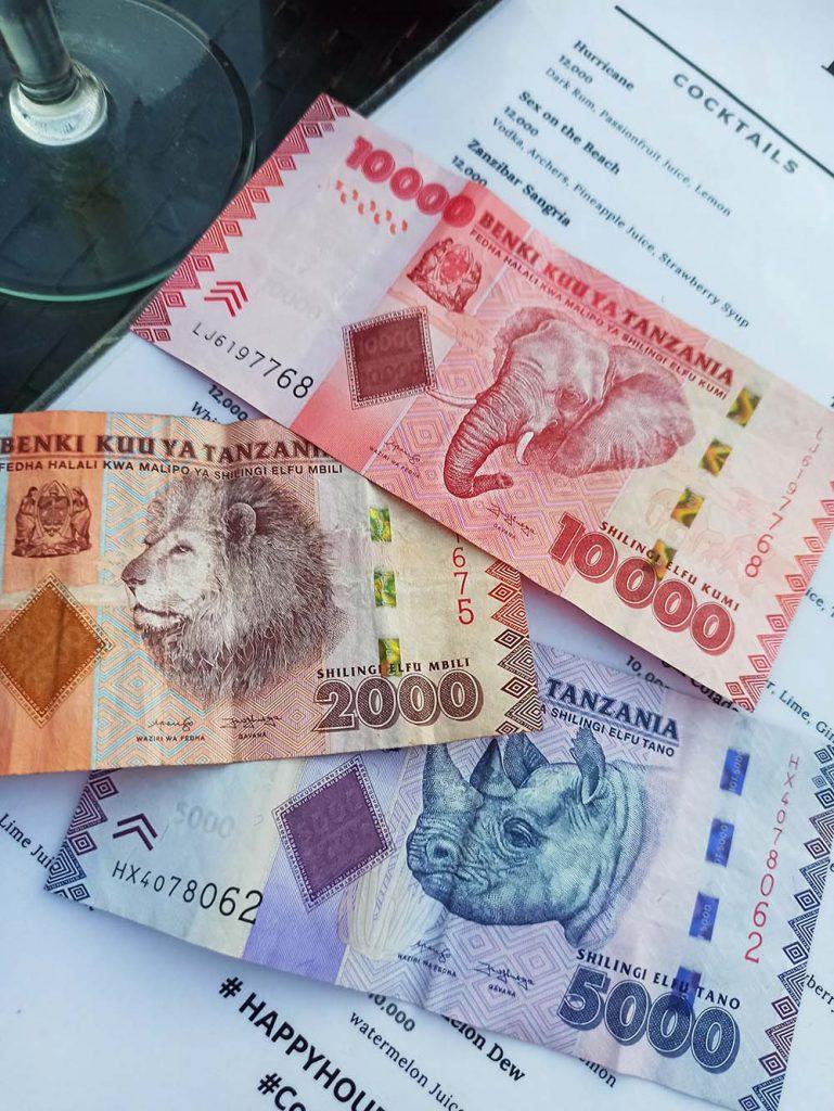 Jaką walutę zabrać na Zanzibar