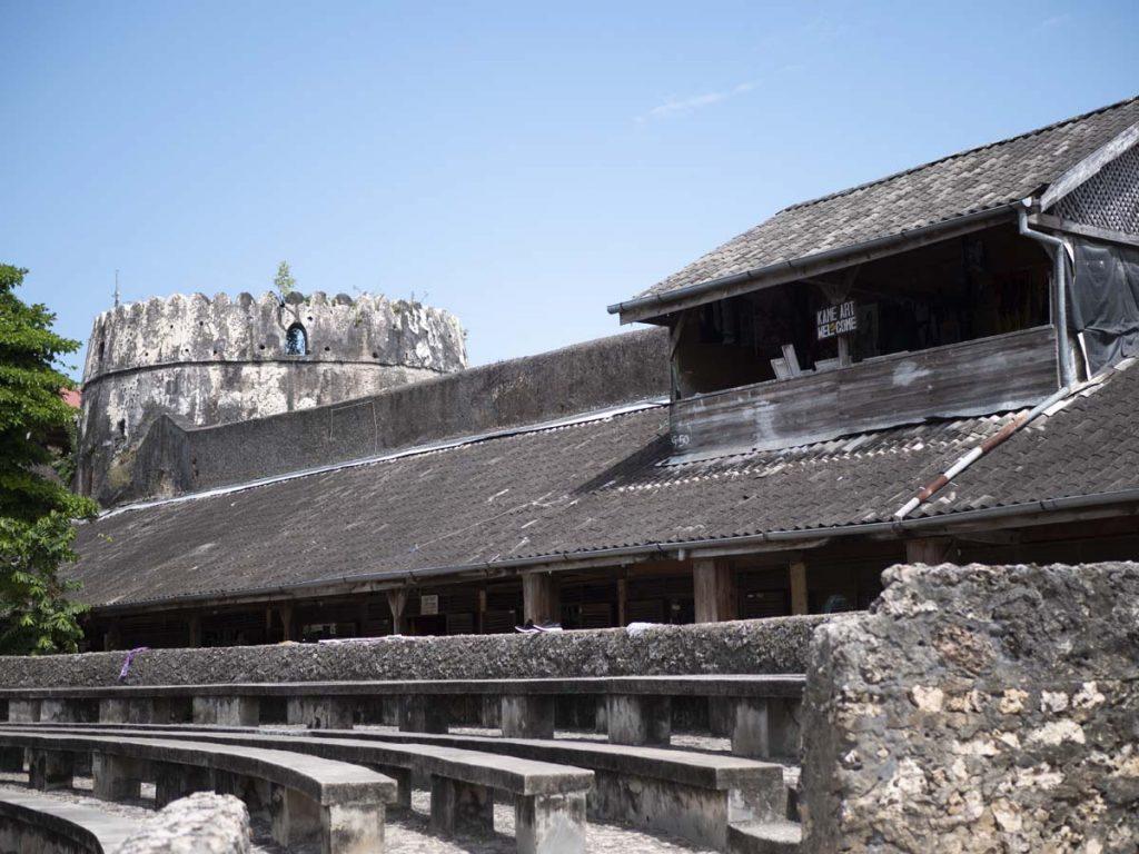 stone town co warto zobaczyc fort portugalski zanzibar stone town