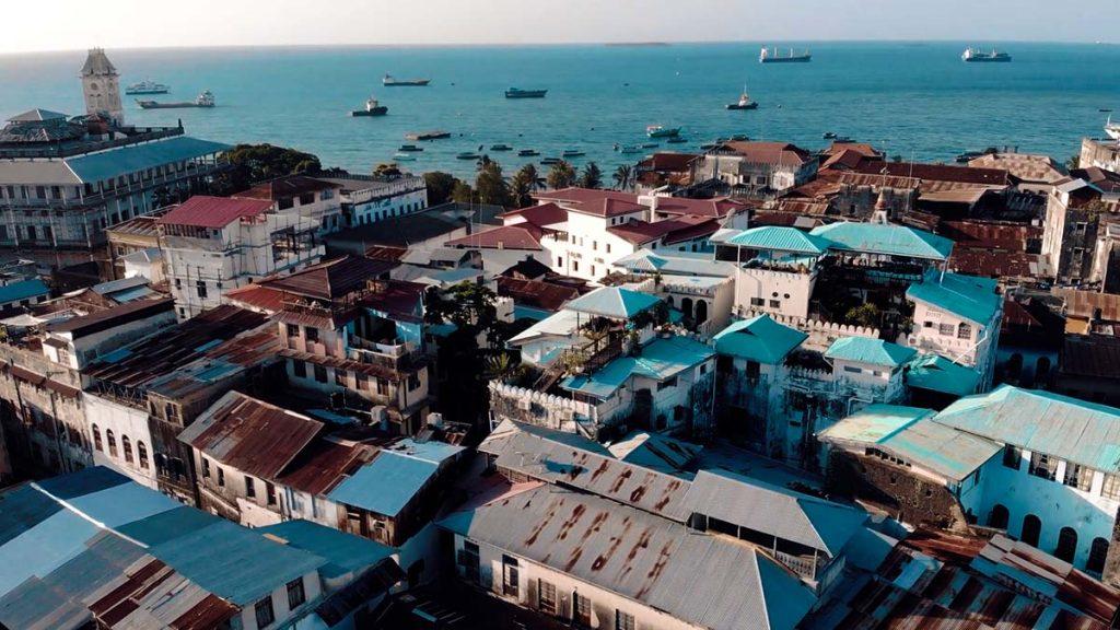 Stone Town Zanzibar atrakcje
