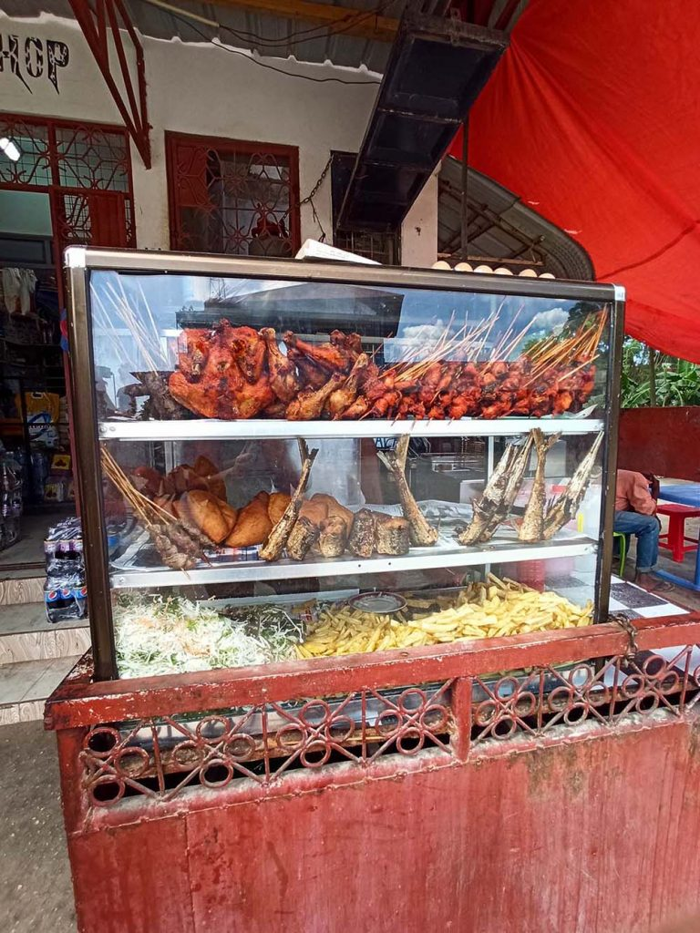zanzibar lokalny street food ceny zanzibar wakacje