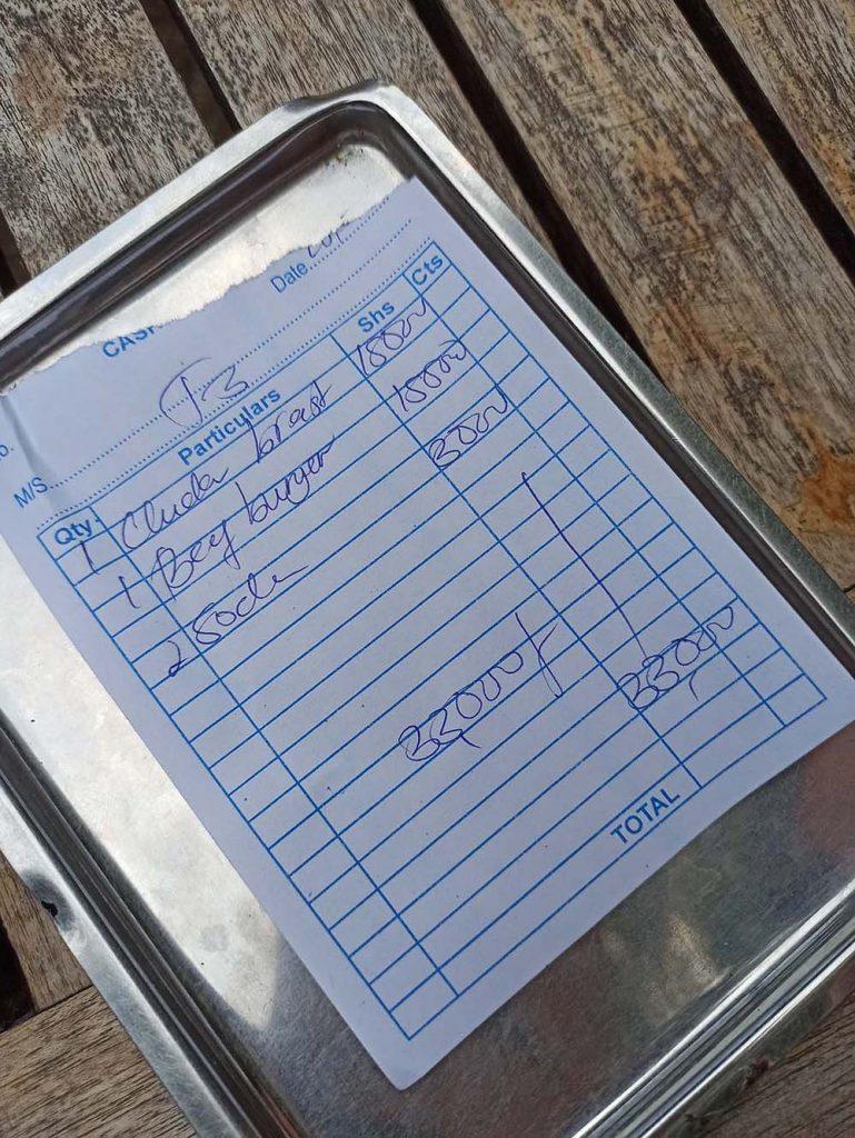 zanzibar stone town ceny w restauracjach zanzibar wakacje
