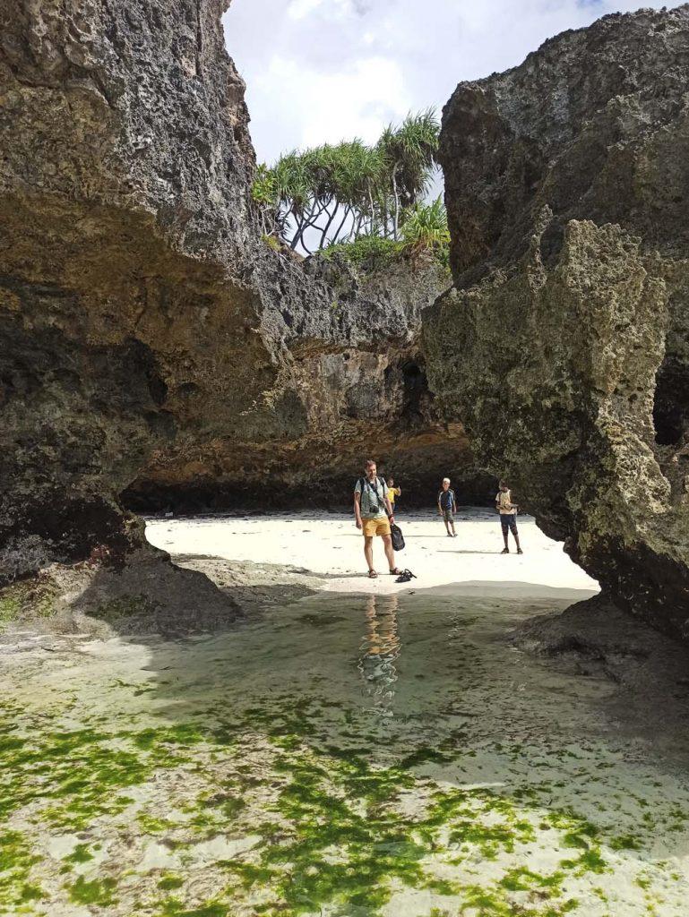 atrakcje zanzibaru plaza mtende eden rock Zanzibar atrakcje