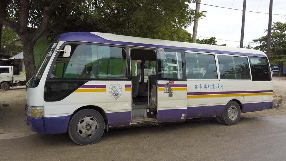 Zanzibar autobusy ceny transportu publicznego na wyspie