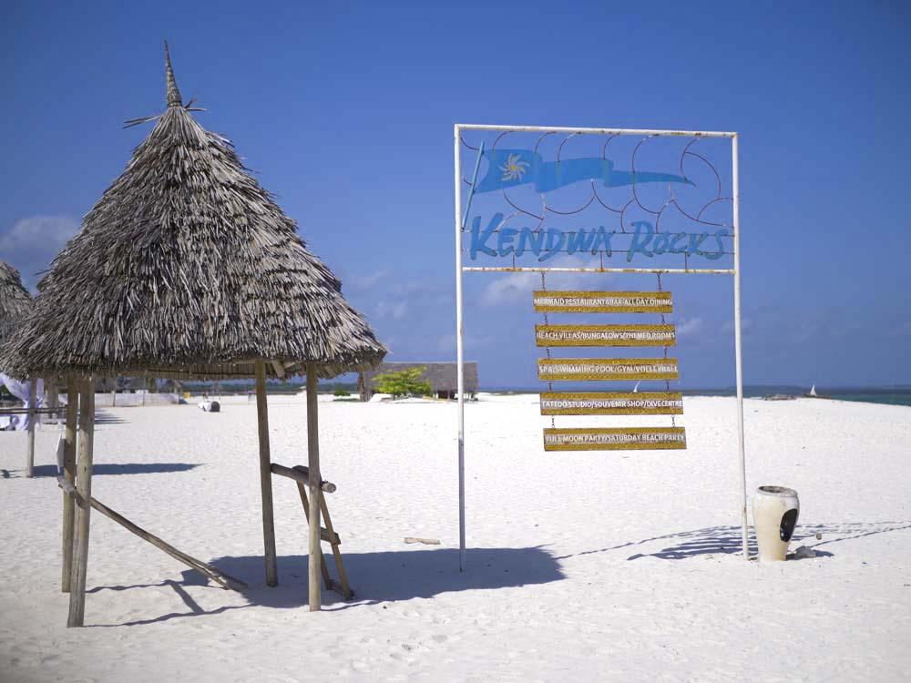 kendwa rocks hotel zanzibar gdzie sie zatrzymac Zanzibar ceny
