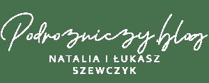 Blog podróżniczy Natalia i Łukasz Szewczyk