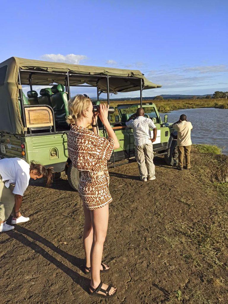 safari w afryce tanzania podroze atrakcje Zanzibar atrakcje