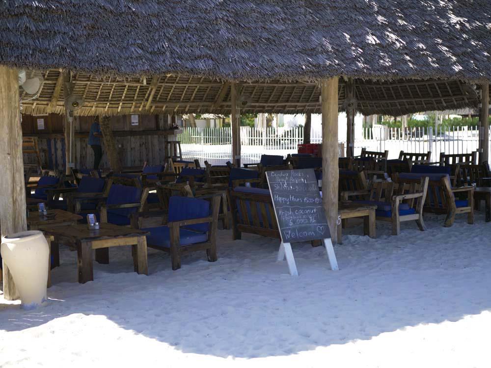 Zanzibar restauracje ceny jedzenia