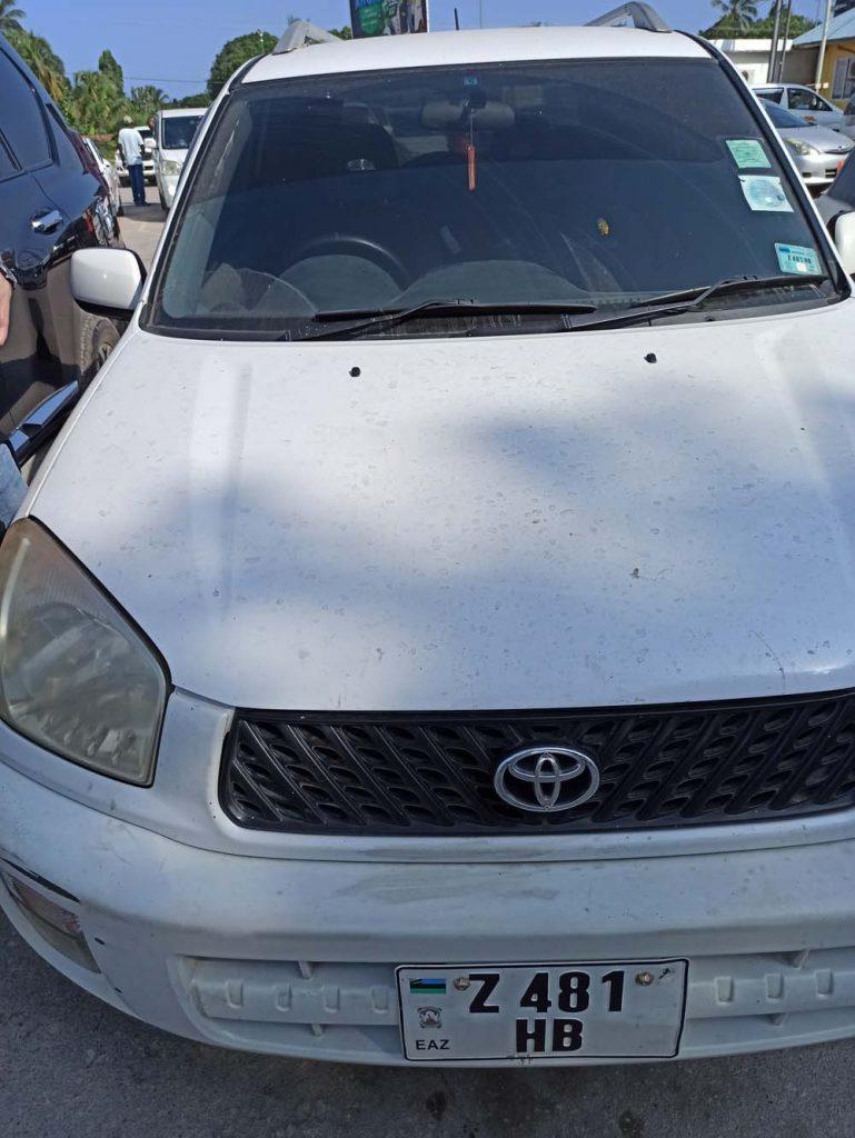 Zanzibar ceny wynajmu samochodów
