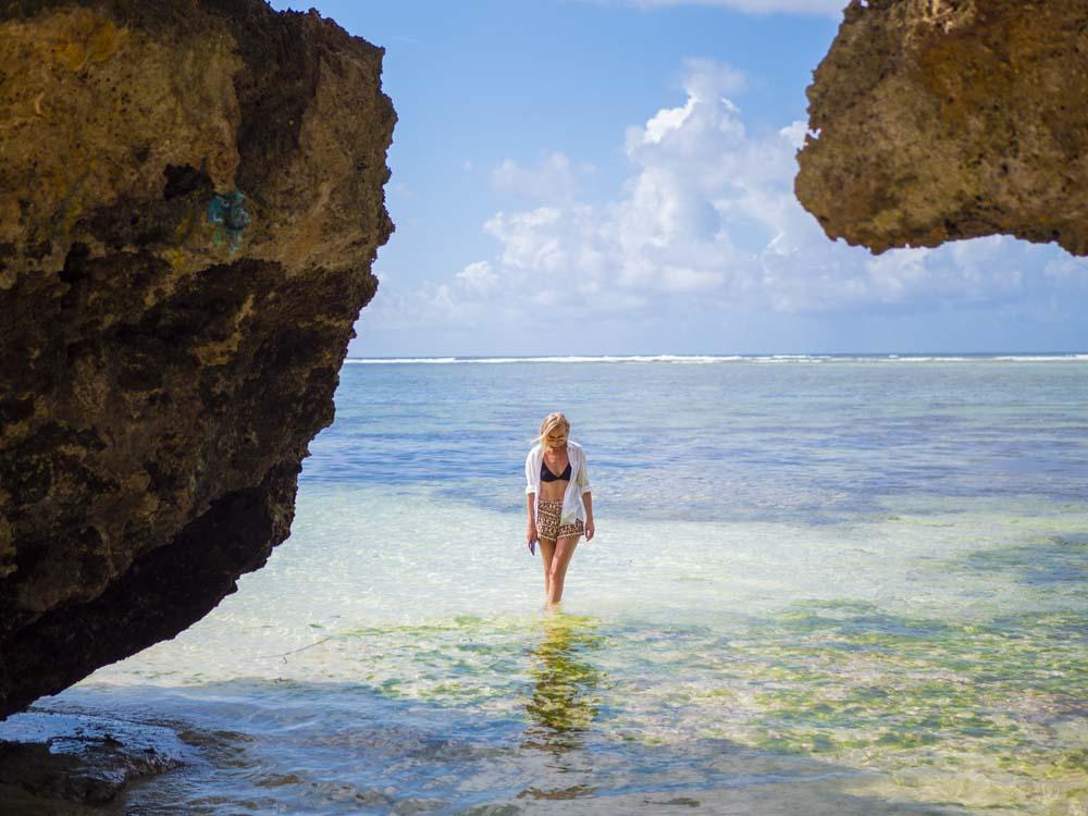 zanzibar atrakcje piekne plaze mtende eden rock Zanzibar atrakcje