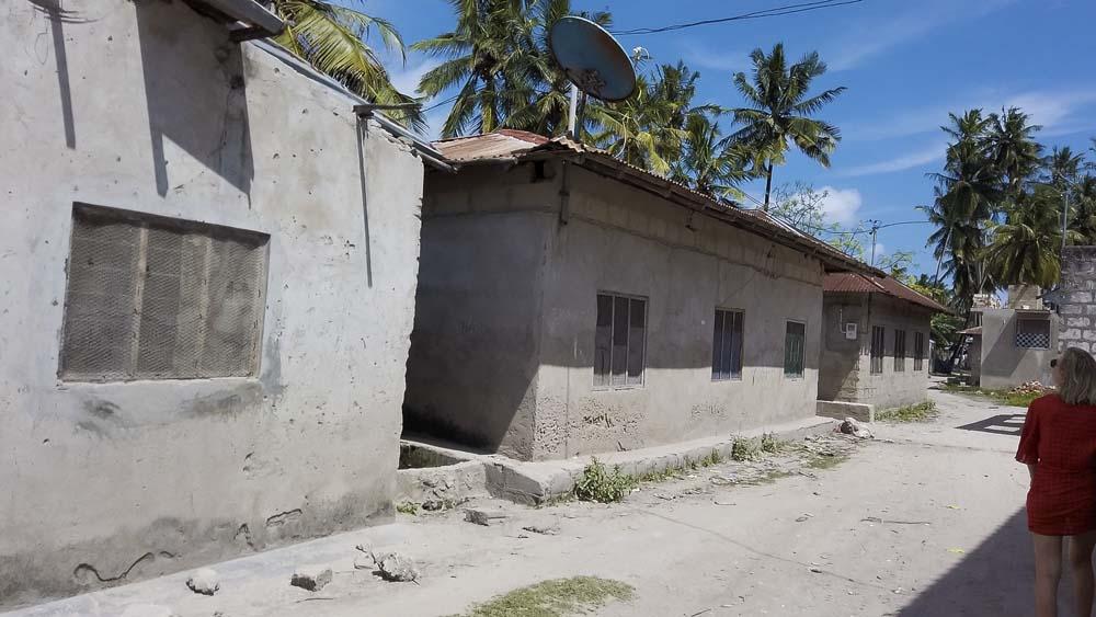 Zanzibar atrakcje turystyczne wioska Nungwi