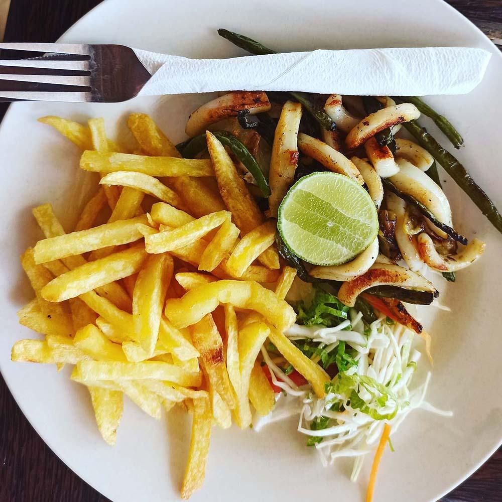 zanzibar ile kosztuja wakacje jedzenie w restauracjach Zanzibar ceny