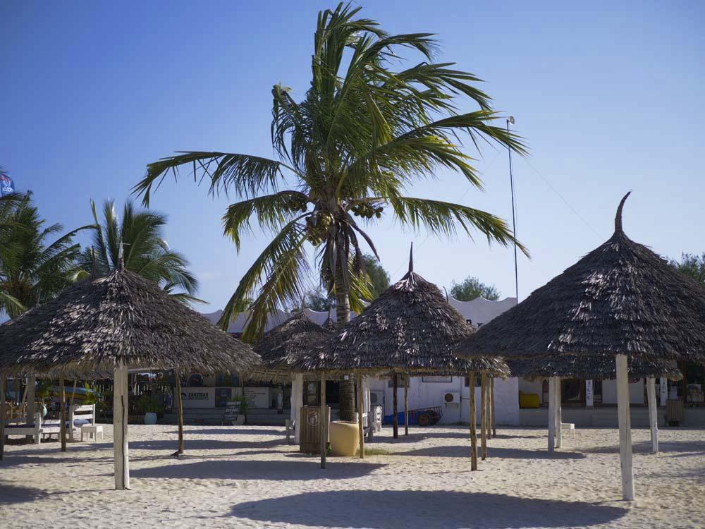 zanzibar kendwa rocks hotel Zanzibar ceny