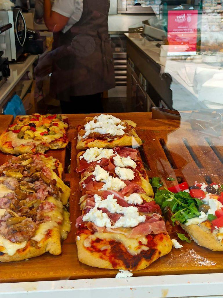ceny pizzy w wenecji Wenecja