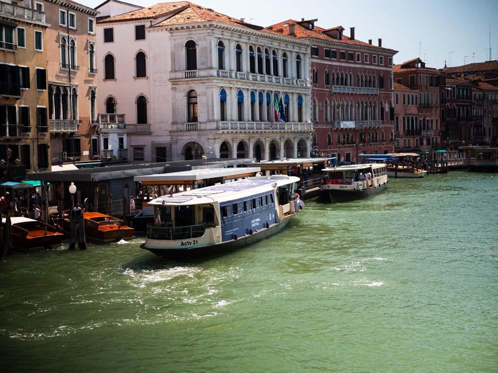 kanaly wenecji Wenecja