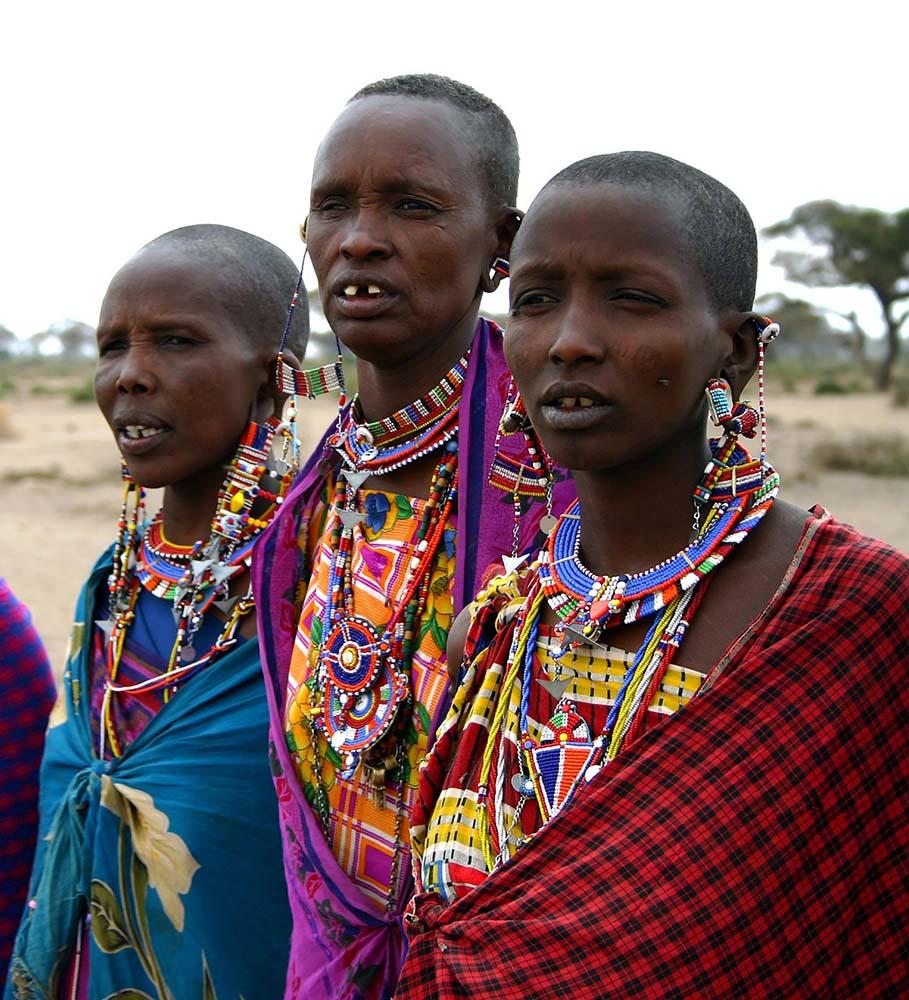 masajowie blog podrozniczy Masaj