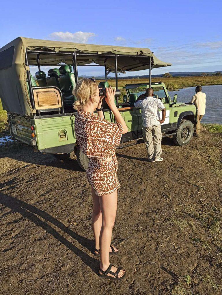 safari jak zorganizowac safari w Tanzanii