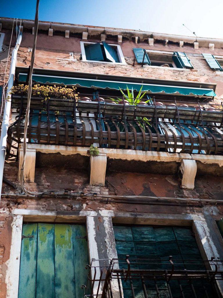 wenecja budynki Wenecja