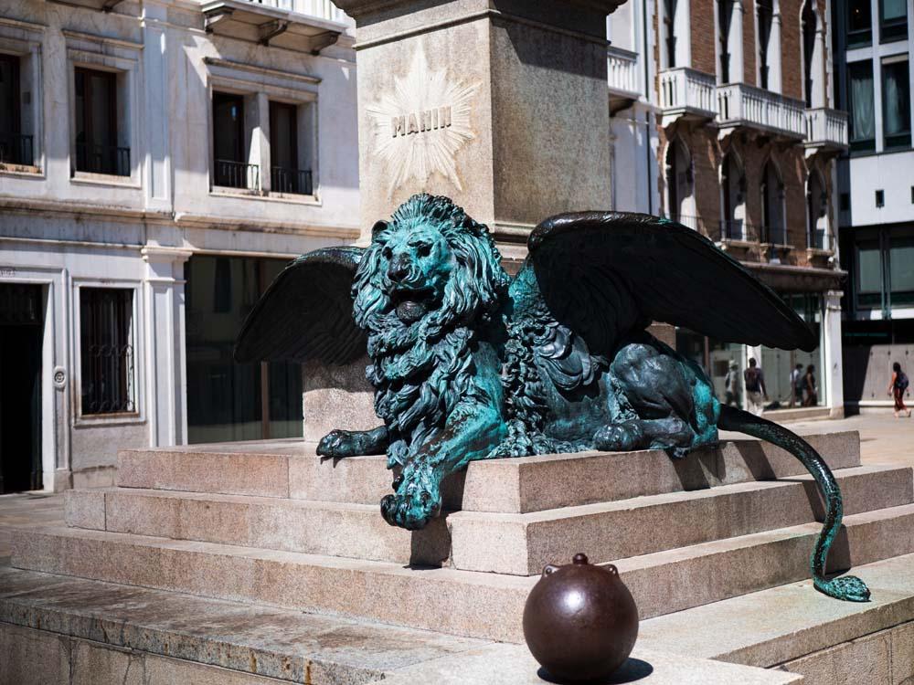 wenecja pomniki Wenecja