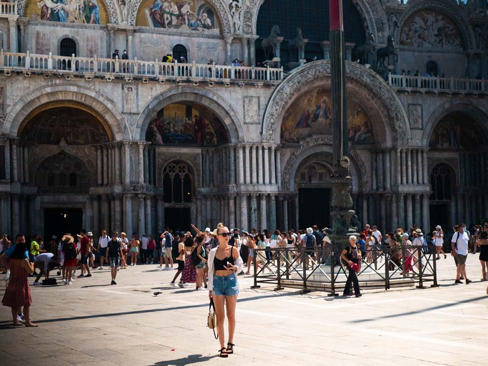 zwiedzanie wenecji ceny Wenecja